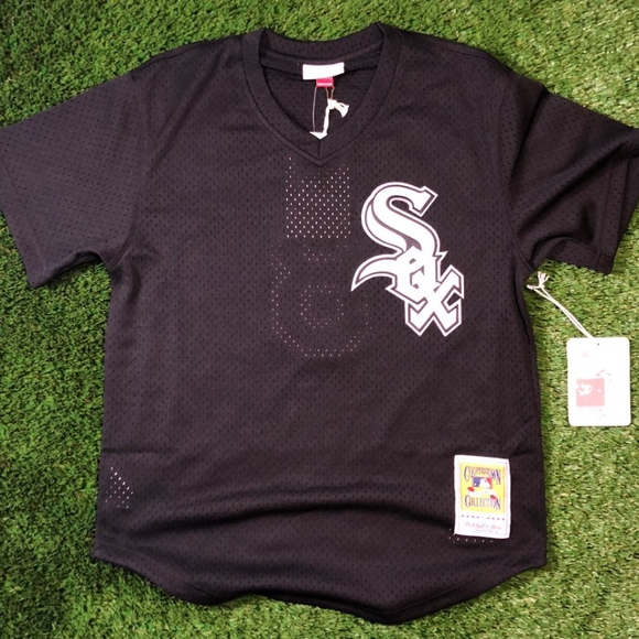 detailed look 127fe 7938d mitchell and ness White Sox jersey Bo Jackson 8 NWT